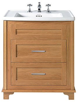 Thurlestone 2 Drawer Vanity Unit - XWT0210020