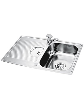 Related Armitage Shanks Sandringham Select Stainless Steel Sink Pack