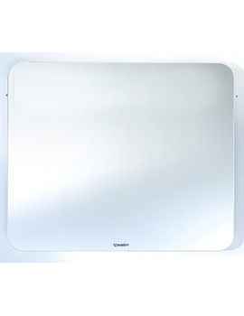 Related Duravit PuraVida Ground Plate Mirror 41mm x 500mm - PV942008585
