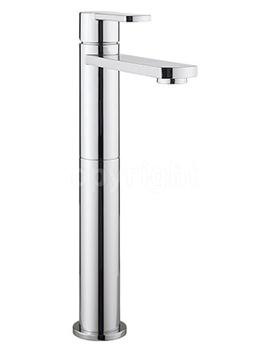Wisp Tall Monobloc Basin Mixer Tap - WP112DNC