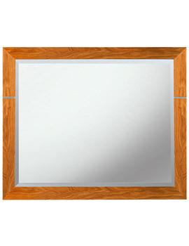 Cuda Mirror Natural Oak - XP39010020