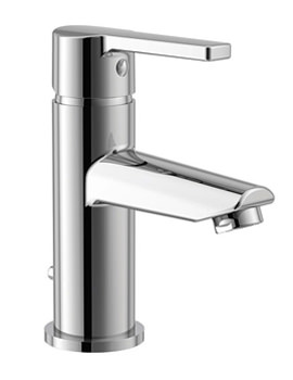 Dawn Basin Mixer Tap With Waste - ET111