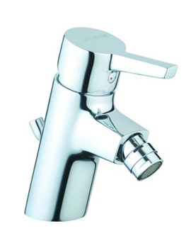Slope Bidet Mixer Tap Chrome - A40462VUK