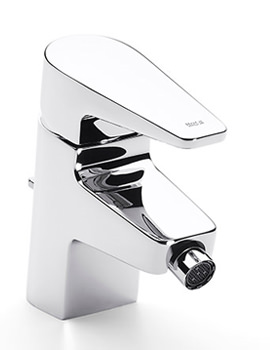 Roca Esmai Bidet Mixer Tap With Pop-Up Waste - 5A6031C00