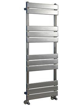 Related Phoenix Sorento Designer Flat Panel Towel Rail 500mm x 1300mm - RA012