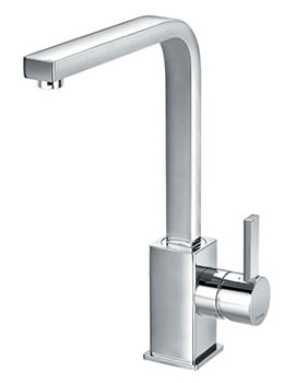 Related Flova Str8 Single Lever Kitchen Sink Mixer Tap - STKITCH