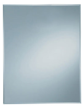VitrA Capricorn Mirror 70 x 55cm Chrome - A44005EXP