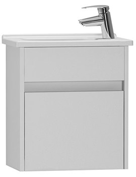 S50 High 450 x 280mm Compact Washbasin Unit