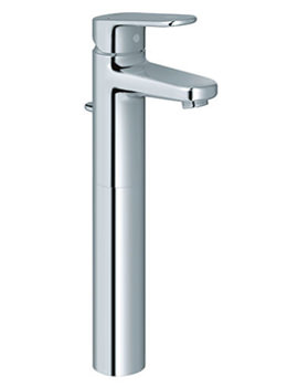 Europlus Freestanding Mono Basin Mixer Tap Chrome - 32618002