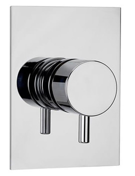 Milan 2 Way Diverter Chrome - 63250