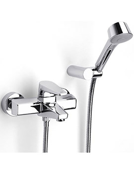 Esmai Wall Mounted Bath Shower Mixer Tap With Kit