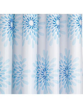 Croydex Splash Textile Shower Curtain - AF288424