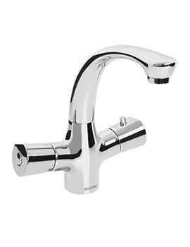 Artisan Thermostatic Basin Mixer Tap - AR2 THBAS C