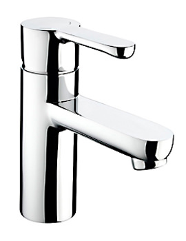 Bristan Nero Deck Mounted Basin Mixer Tap - Image