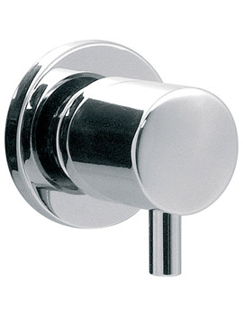 Vado Zoo Concealed 3 Way Diverter Valve - ZOO-144-3