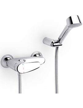 Monodin-N Wall Mounted Shower Mixer With Kit - 5A2007C00