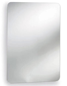 Beo Dinara Mirrored Cabinet With Sliding Door 460 x 660 x 120mm