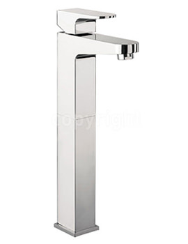 Modest Monobloc Tall Basin Mixer Tap - MO112DNC