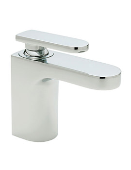 Coast Mono Basin Mixer Tap With Pop Up Waste