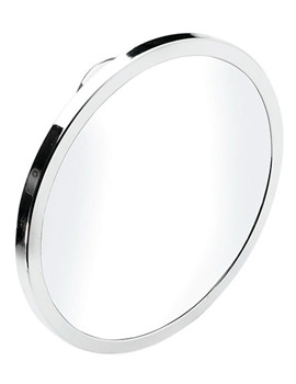 Croydex Twist N Lock Plus Anti Fog Mirror - QM371041