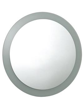 Elements Round Wall Mirror - ELE-187-RO