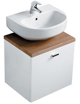 Ideal Standard Concept 600mm Basin Unit - E6449WG