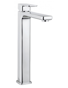 Atoll Monobloc Tall Basin Mixer Tap - AT112DNC