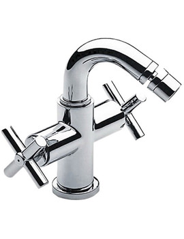 Loft Bidet Mixer Tap With Pop-Up Waste - 5A6043C00