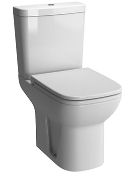 VitrA S20 Pan With Cistern - 5513L003-0075