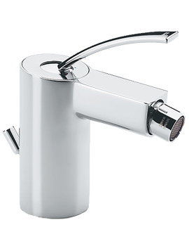Related Roca Moai Bidet Mixer Tap With Pop-Up Waste - 5A6046C00