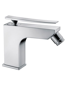 Dance Mono Bidet Mixer Tap With Pop Up Waste - 25880