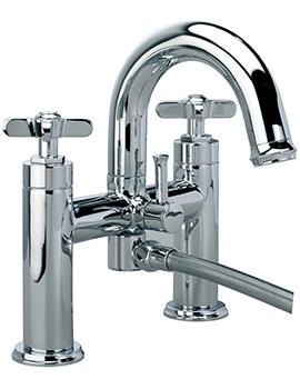 Roper Rhodes Wessex Bath Shower Mixer Tap With Shower Handset T664202