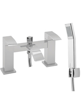 Swoop Deck Mounted Bath Shower Mixer Tap - SWO106