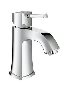 Grandera 1/2 Inch Basin Mixer Tap Chrome - 23310000