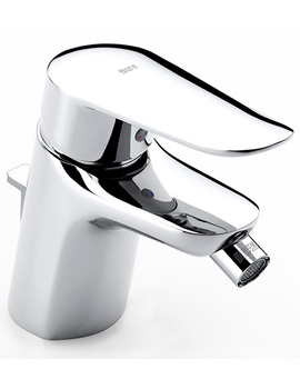 Logica-N Bidet Mixer Tap With Pop-Up waste - 5A6027C00