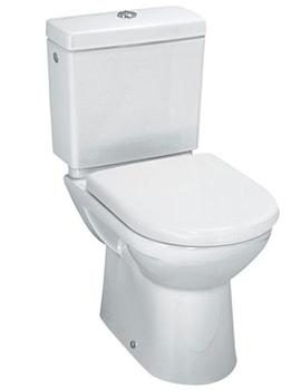 Pro Floorstanding Washdown WC Pan For Cistern