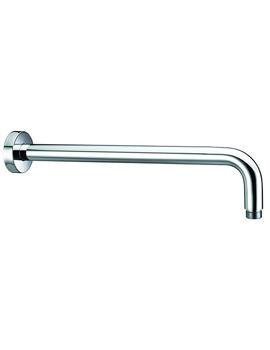 Bristan Large Shower Arm Chrome - ARM CTRD02 C