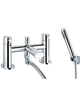 Iye Bath Shower Mixer Tap With Shower Kit - IYE007