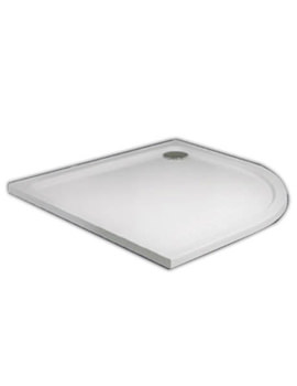 900 x 900mm Quadrant Slim Resin Tray