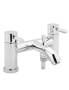 Vision Deck Mounted Bath Shower Mixer Tap With Kit - VSN206