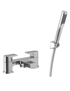 Dusk 2 Hole Bath Shower Mixer Tap - ET110