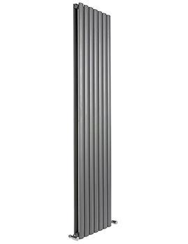 Related Reina Neva Double Panel Vertical Radiator 295 x 1500mm Anthracite