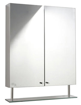 Dakota Double Mirror Cabinet 780mm - LQ316