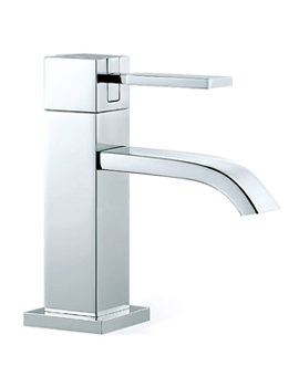 Instinct Mono Basin Mixer Tap Without Pop Up Waste - INS-100-SB