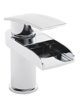 Rhyme Mono Basin Mixer Without Waste - RHY305
