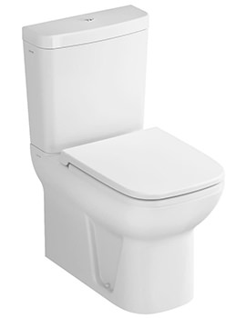 VitrA S20 BTW WC With Cistern And Seat - 5512L003-0585