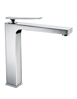 Dance Extended Mono Basin Mixer Tap Chrome - 25875