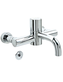 Related Twyford Sola Wall Mounted Thermostatic Infra Red Sensor Mixer Tap
