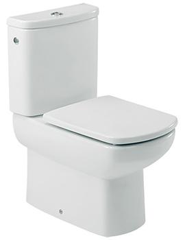 Senso ECO Compact Close Coupled WC Pan 600mm - 34251S000