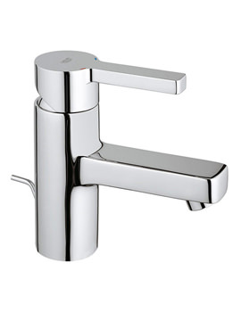 Lineare Monobloc Basin Mixer Tap With Pop-Up Waste - 3211400L